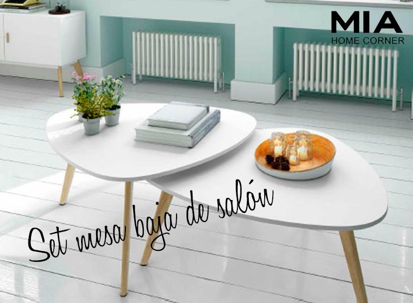 muebles madrid mesa baja de salón