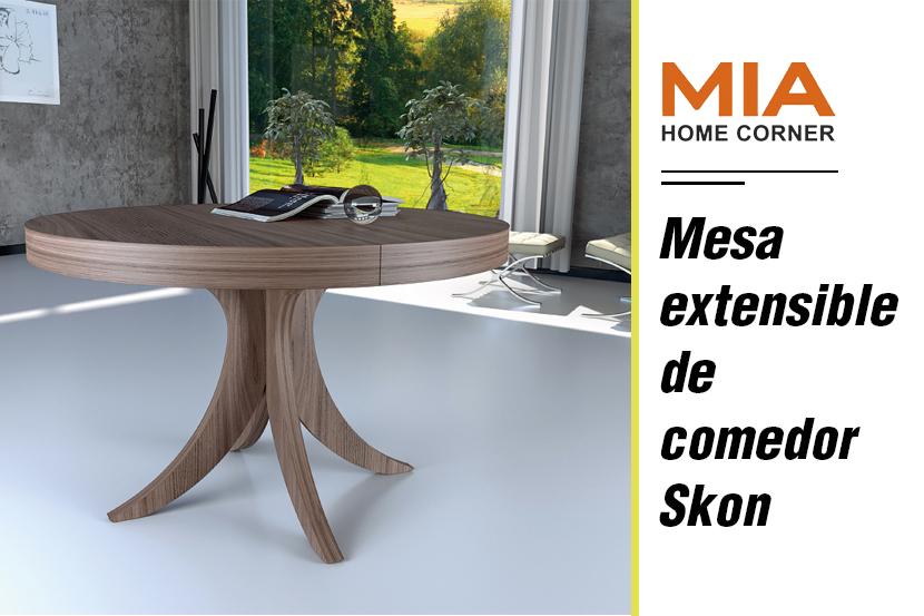muebles madrid mesa de comedor