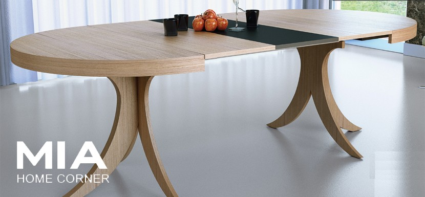 muebles madrid mesa extensible