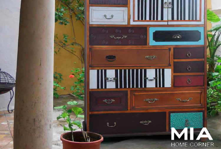 Muebles madrid muebles sal n mia home corner for Muebles de salon estilo vintage