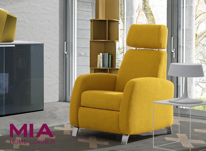 tienda de muebles madrid amarillo