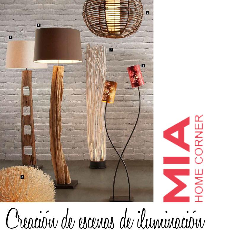 tienda de muebles madrid iluminación