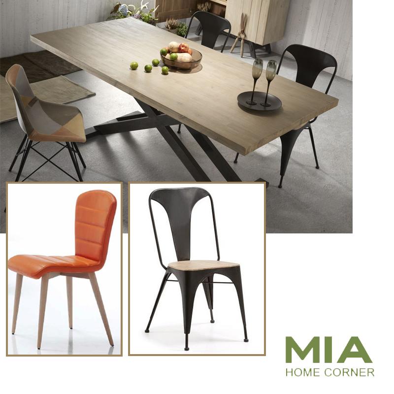 Tienda de muebles madrid sillas de comedor for Sillas de comedor madrid