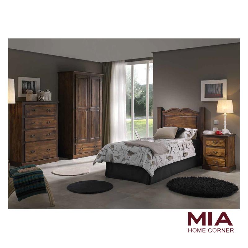 Dormitorio Juvenil Monterrey | Mia Home Corner Tienda de Muebles Madrid